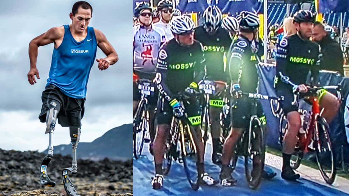 Earned Media: How A Double-leg Amputee Inspired The Nation