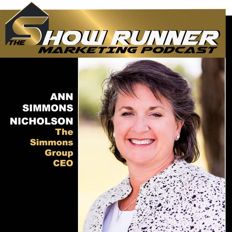 EP.12 – Workplace Communication & Improving Emotional Intelligence With Ann Simmons Nicholson