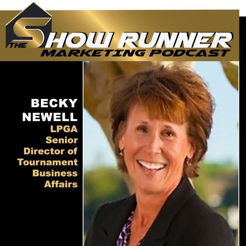 EP.16 – National & International Branding For The World's Longest Running Women's Sports Organization With Becky Newell