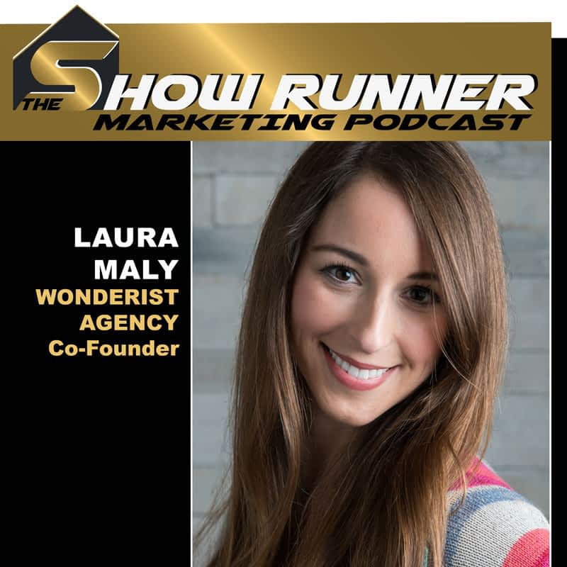 EP.21 Show Runner – Laura Maly