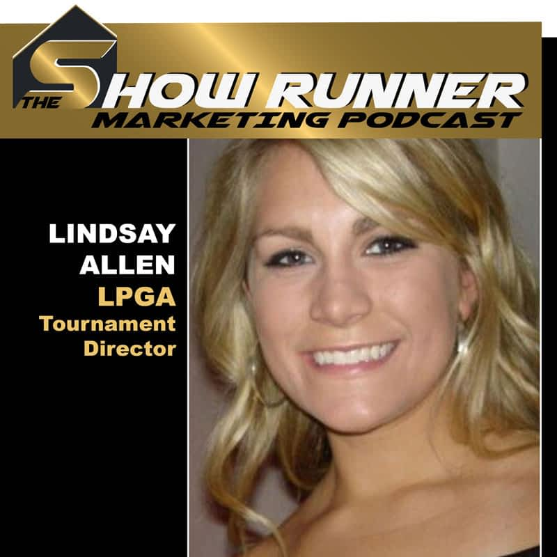 EP.3 – Sport Marketing At The LPGA With Lindsay Allen