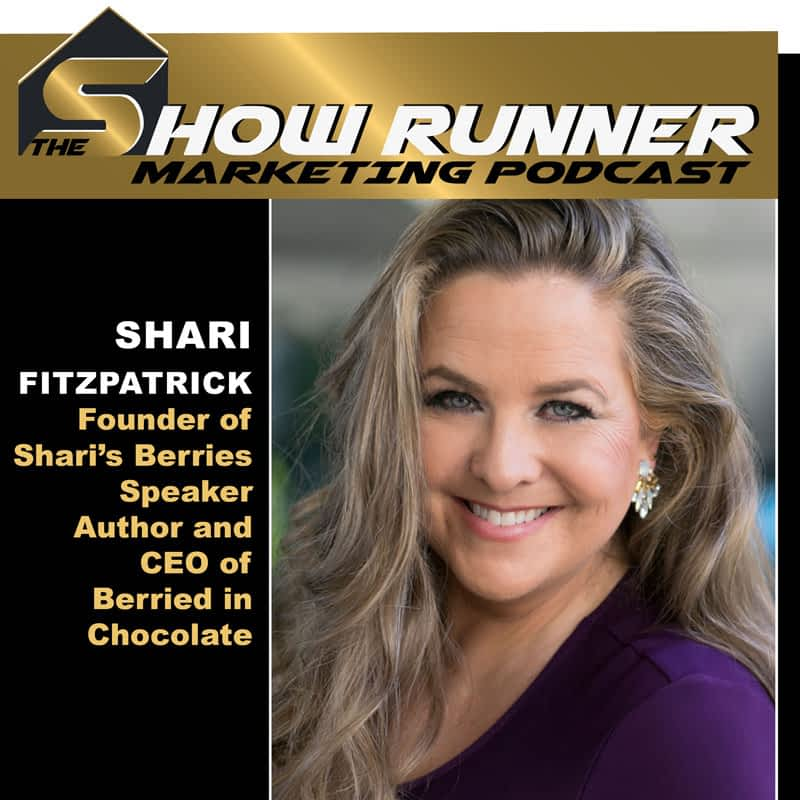 EP.17 – Hobby To Multimillion-Dollar, Celebrity-Endorsed, Brand With Shari Fitzpatrick