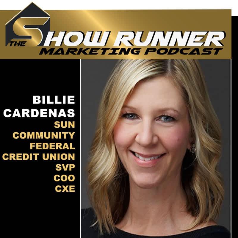 EP.24 – Financial Services Marketing Ala Chief Experience Evangelist Billie Cardenas