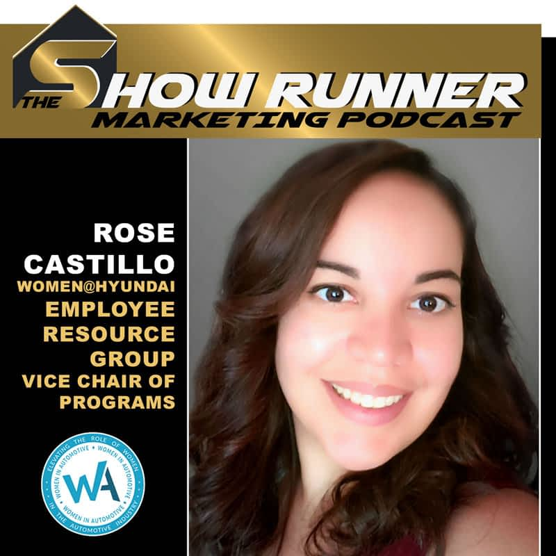 EP.25 – Developing Strengths, Diversity, And Inclusion For Stronger & More Successful Teams With Rose Castillo