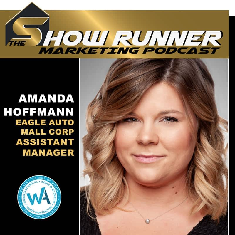EP.26 – Putting A Fresh Face On The Automotive Industry And Building The Salesforce Of The Future With Amanda Hoffmann