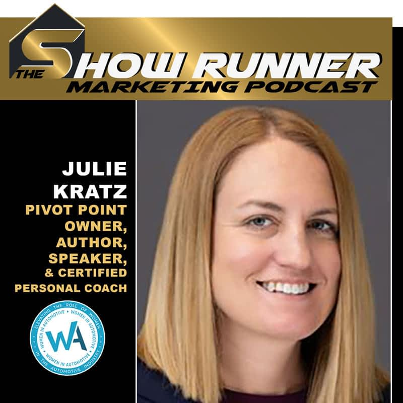 EP.27 – How To Build A Winning Career Game Plan With Inclusive Leadership With Julie Kratz